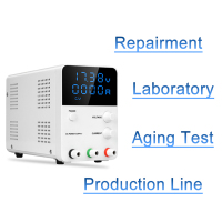 Mini Digital Switch dc power supply Laboratory 30V 60V 5A Voltage Regulator Power Source Adjustable Lab Bench dc Power Supply