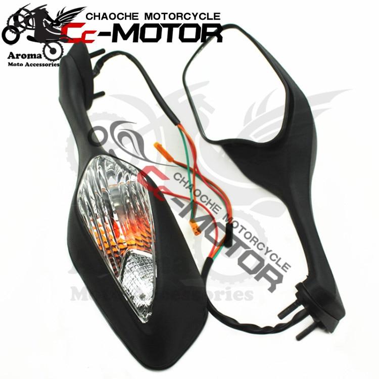 2008-2014 année professionnel moto rbike vue arrière scooter pièces pour honda CBR1000RR miroir moto rcycle rétroviseur moto rétroviseurs latéraux