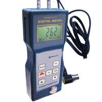Digital Wall Ultrasonic Thickness Meters Testing Gauges TM 8811 Test 1 2 200mm