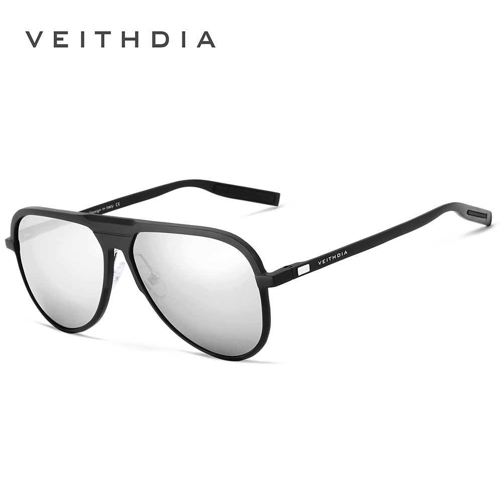 fba47d186cf3e VEITHDIA Brand Mens Aluminum Magnesium Sunglasses Polarized UV400 Lens Eyewear  Accessories Male Sun Glasses For Men Women V6880-in Sunglasses from Apparel  ...