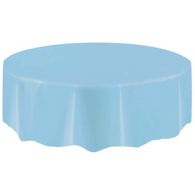 Round Shaped Tablecloth