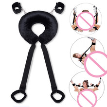 Adult Sex Swing Toys Pillow Gay Sm Sadomasoquismo Bondage Kit Slave Sex Toys For Couples Handcuff