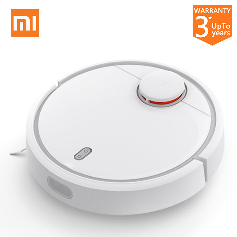 Xiaomi Global Version Originale Robot Aspirateur Robotique Intelligente Prévues Type App Contrôle Auto Charge LDS Scan Cartographie
