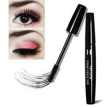 HENLICS Professional Mascara Makeup Thick Curling Mascara Eyelashes Curling Mascara Make up Waterproof Eyes Cosmetics