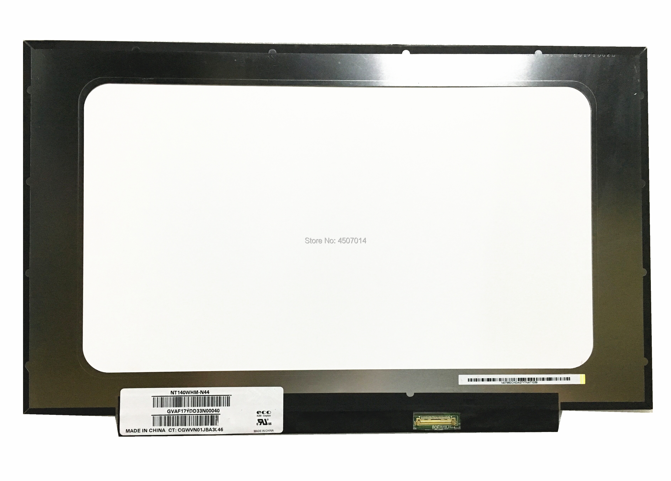 "2018 HDMI VGA LCD EDP Board Controller kit for B125XTN01.0 1366X768 12.5/"" screen"