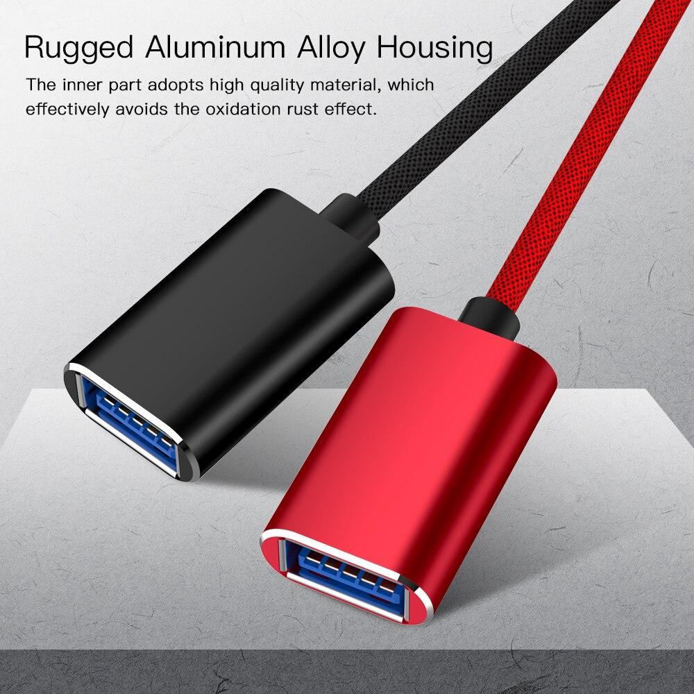 USB кабель-удлинитель USB 3,0 кабель для ПК, клавиатуры, принтера, камеры, мыши, игровой контроллер для мужчин и женщин, мини USB кабель-удлинитель