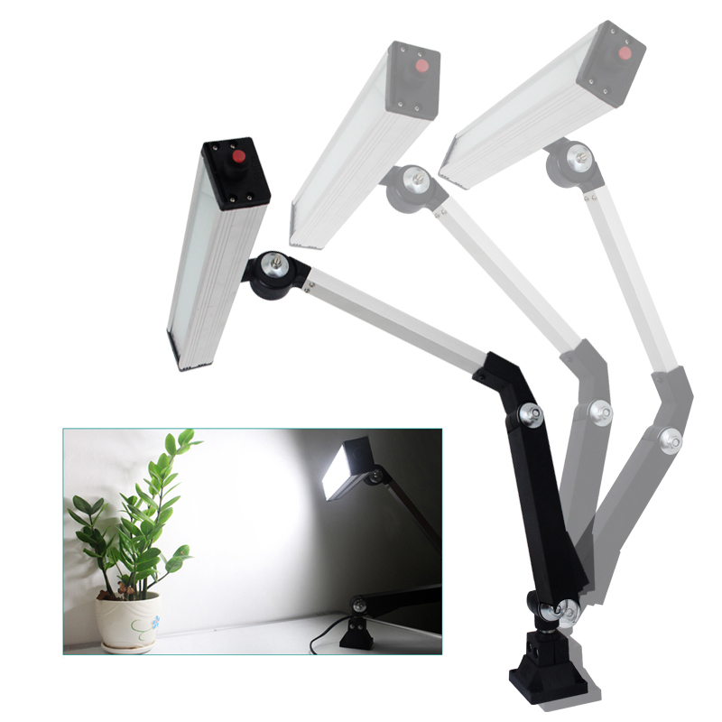 industrial led light Long Arm explosion proof lamp Cnc Working Lights waterproof 220V High Bay Lamp
