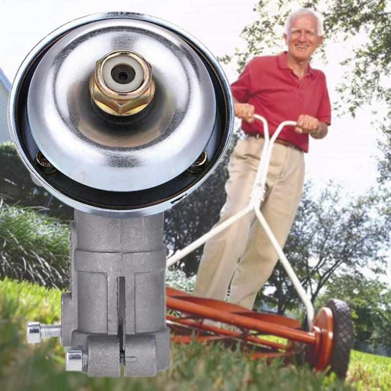 7T/9T Aluminum Professional Useful Safe Lawn Mower Part Durable Sturdy Gearbox Easy Install Replacement Grass Trimmer