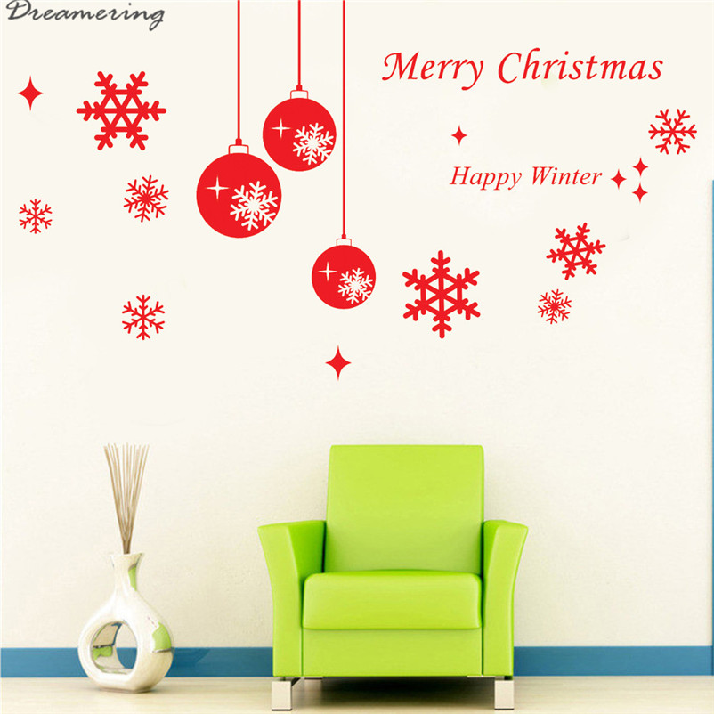 Aliexpress.com : Buy Dreamering Christmas Decoration Vinyl