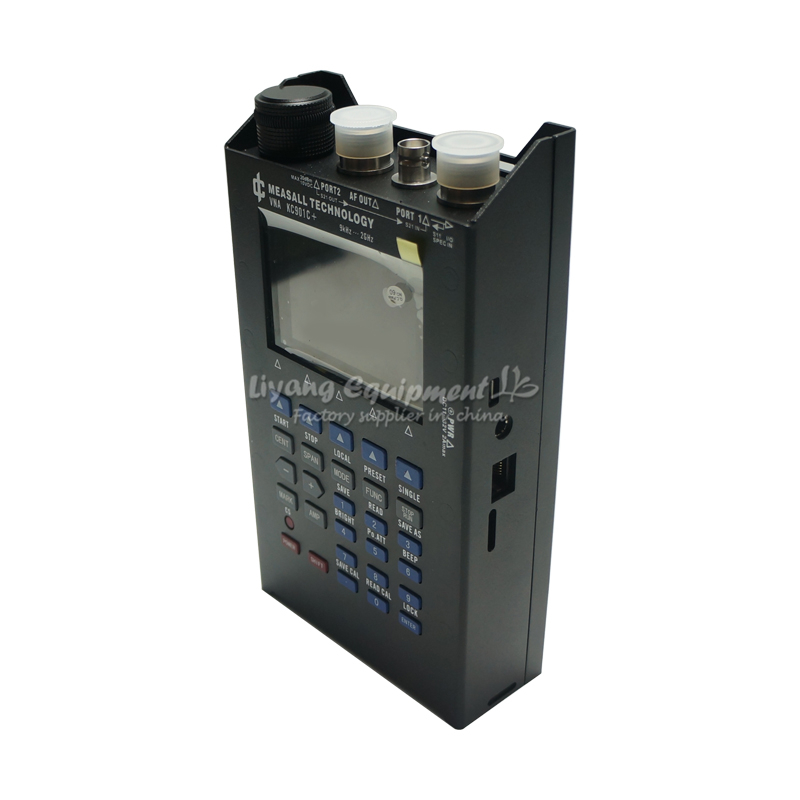 Vector network analyzer 9KHz-2GHz frequency range KC901C+
