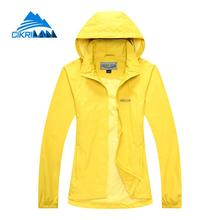 New Arrive Summer Leisure Sports Jaqueta Feminina Outdoor Camping Hiking Jacket Women Quick Dry Chaquetas Mujer Fishing Coat