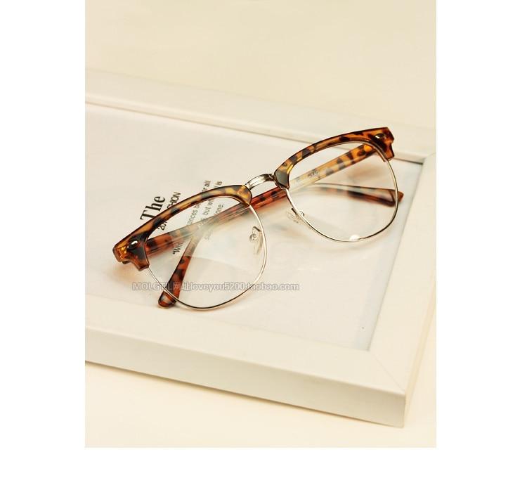 Brand Design Eyewear Frames Eyeglasses eye glasses frames for Men Male Women Eyeglasses UV Sports Computer Plain spectacle frame (29)