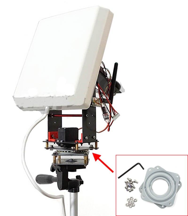 Drone Antenna Tracker RC  Rotator Bearing Pan  Part  Plate Fr FPV   AAT DIY  Rotation  Pixhawk