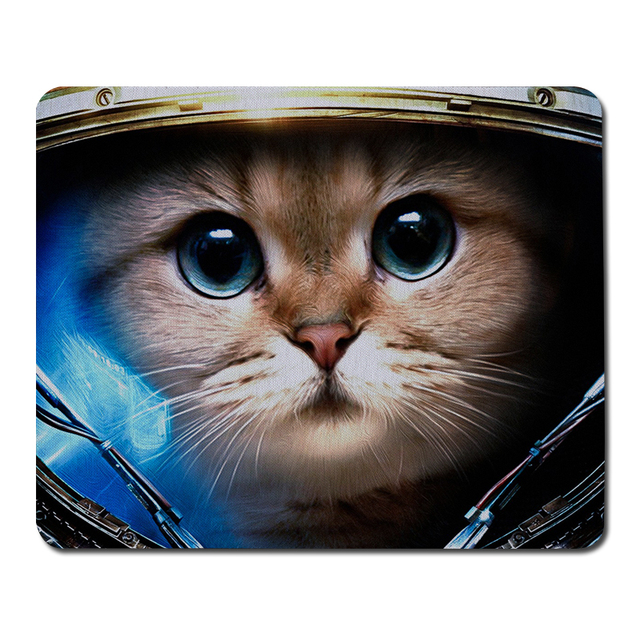 Hot Starcraft 2 Cat Print Locking Edge Rubber Mousepad Computer Notebook Gaming Mouse Pad Gamer Mice Play Mats 1