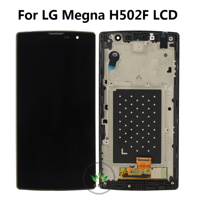 LCD Display For LG Magna H502F H500F H500R H502G H500N Y90 With Touch Digitizer Assembly with Frame +Tools Free Shipping