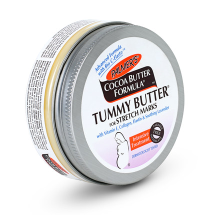 Image 2 - Palmers Cocoa Butter Formula Tummy Butter for stretch marks 125g    -