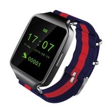 New L1 Smart Uhr für IOS Android Design Bluetooth Smartwatch MTK2502 Mit Wettervorhersage Unterstützung SIM TF Karte Für Telefon
