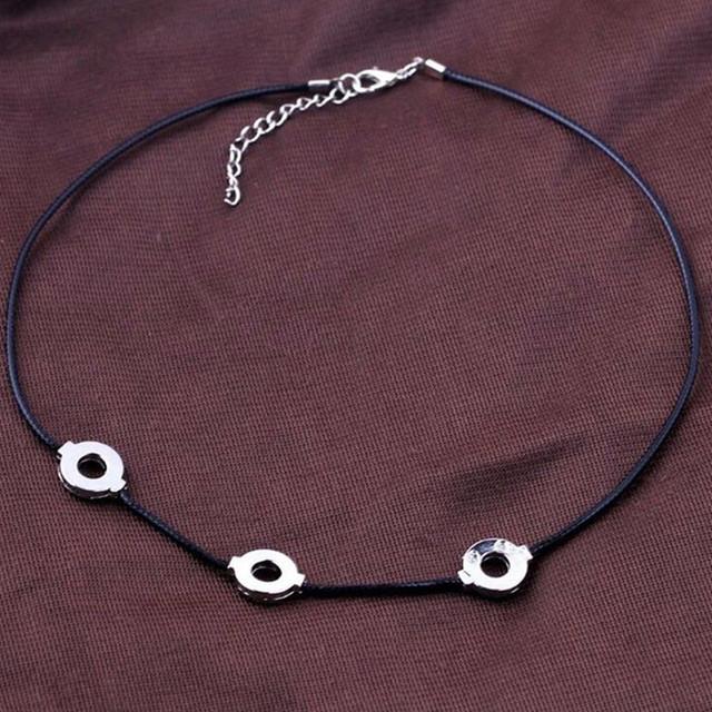 Naruto Akatsuki Uchiha Itachi Necklace
