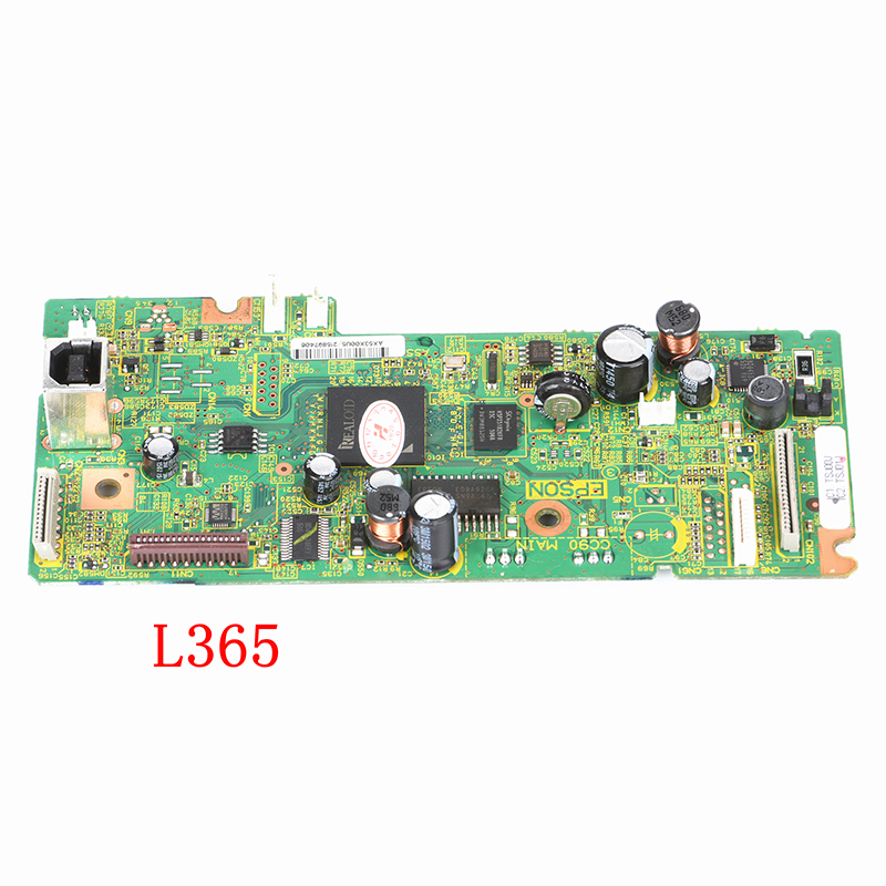 Main board Motherboard Formatter Board For Epson L220 L355 L210 L365 L555 L1300 1400 L300 L475 L565 L800 L100 R2000 L200 printer(China)
