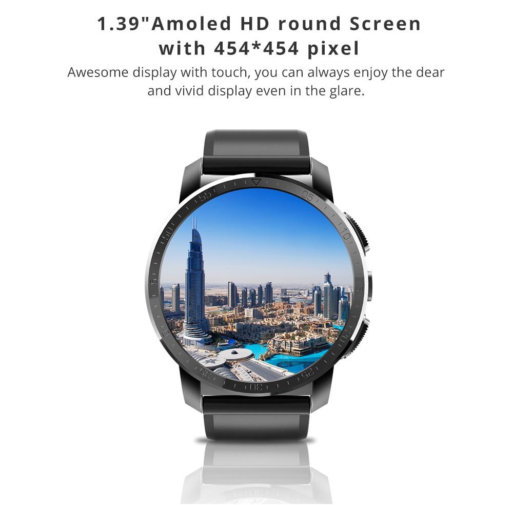 Makibes M3 4G Smart Watch 5