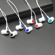 qijiagu 50PCS Wired Control In Ear Headset Digital USB  Accessory Earphone For most of phones