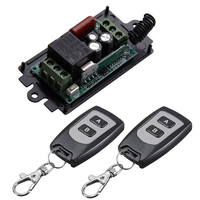 1CH Channel Wireless Relay Remote Control Switch 220V 10A Transmitter Receiver 315MHZ