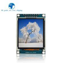 TZT 1.77นิ้วหน้าจอTFT LCD 128*160 1.77 TFTSPIหน้าจอสีTFTโมดูลโมดูลพอร์ตอนุกรม