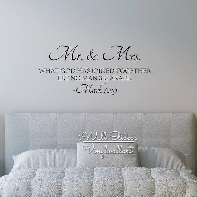 Citaten Over Liefde Uit De Bijbel : Mr mrs citaat muursticker bijbel liefde quotes muurtattoo hoge