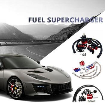 Car Modification Universal Accessories Fuel Booster Turbo Fuel Pressure Regulator