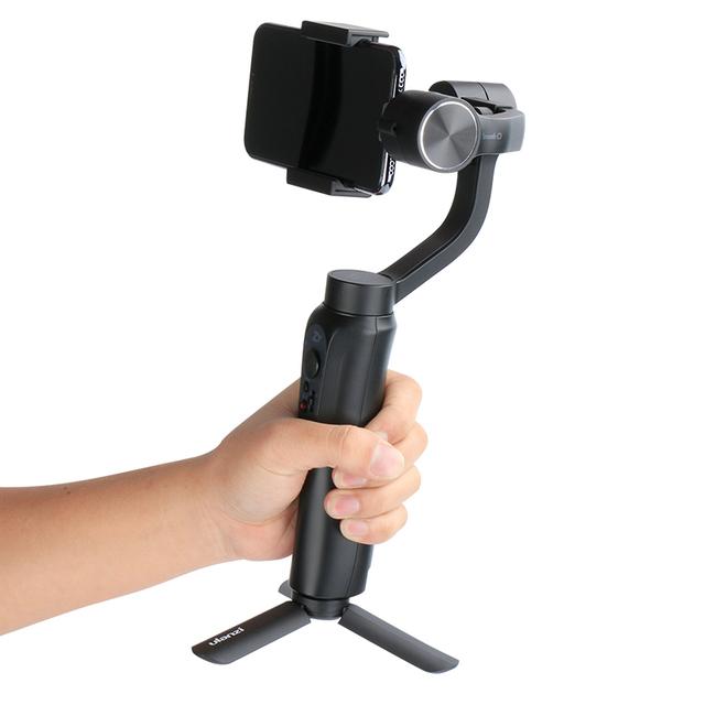 Ulanzi Mini Tripod for Smartphone/Phone Holder Stand Tripod Monopod Tripode for Gopro 6 /FeiYu Vimble 2/Zhiyun Smooth Q/DJI OSMO