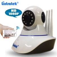 CCTV Surveillance Wifi Wireless Security HD 1080P IP Camera P2P Three Antenna Pan Tilt 2 Way