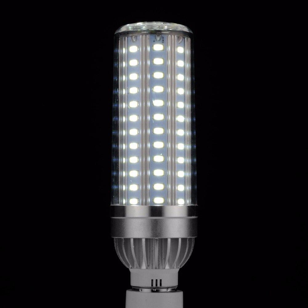 E26 LED Corn Lamp AC85-265V E27 Candle Bulb 105 129 153leds Aluminum Radiator High Power Lighting Energy saving Light SMD5730 pocketman 1pcs led candle light bulb e14 smd2835 220v energy saving lamp decorativas home lighting led lamp 220v 3w 5w e14