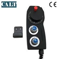 CALT 25ppr 100 Pulse Rotary Generator Manual Pulse Generator for Siemens Fanuc Mitsubishi