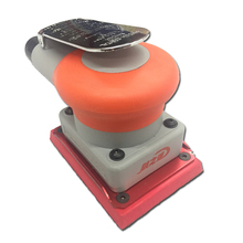 Pneumatic Sander Industry Grade Square Sanding Paper Machine 2430 Polishing Tools