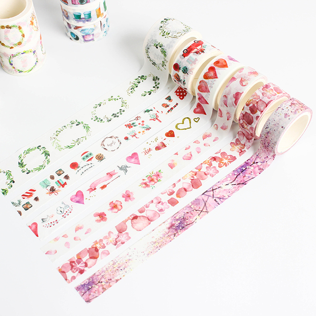 3pcs/pack Washi Tape Set