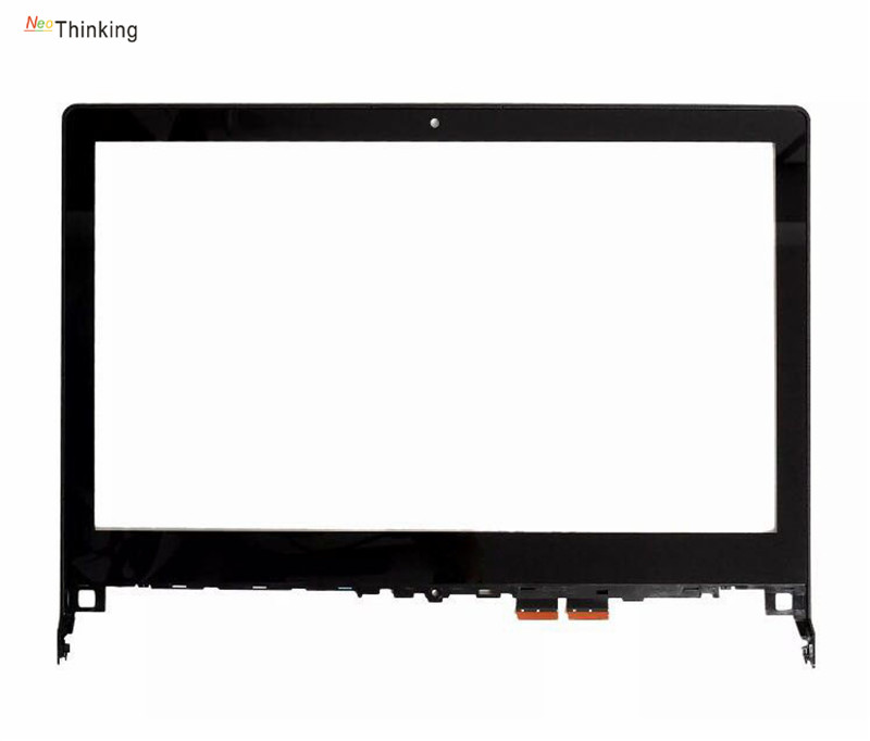 NeoThinking For Lenovo flex2-14 Flex 2 14D flex 2-14 flex2 14 Touch Screen Digitizer Glass Replacement with Bezel Frame original 14 touch screen digitizer glass sensor lens panel replacement parts for lenovo flex 2 14 20404 20432 flex 2 14d 20376