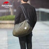 Brand NatureHike Factory Store Super Light Folding Travel Bag Tote Bag Pack Outdoor Leisure Travel Bag