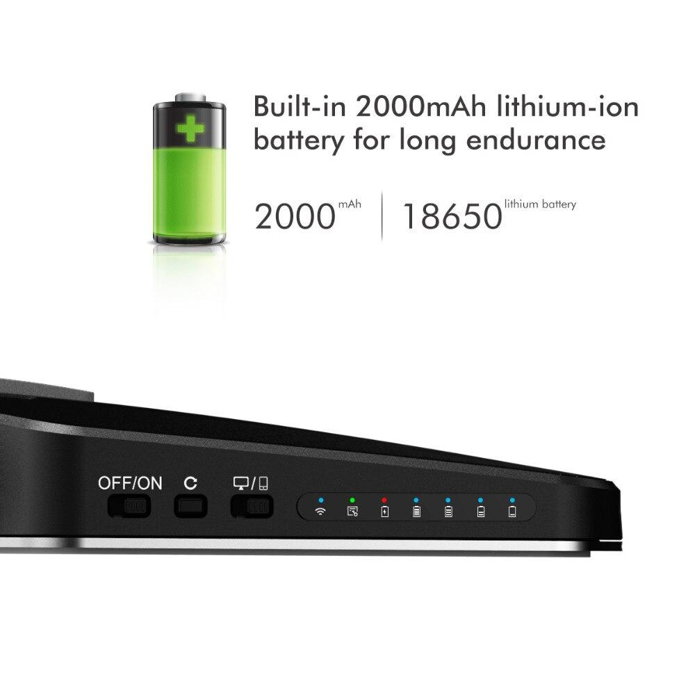Купить с кэшбэком GameSir Z1 Mechanical Game Keyboard Programmable Keypad Built-in 2000mAh Rechargeable Lithium Battery Dynamic RGB Backlight