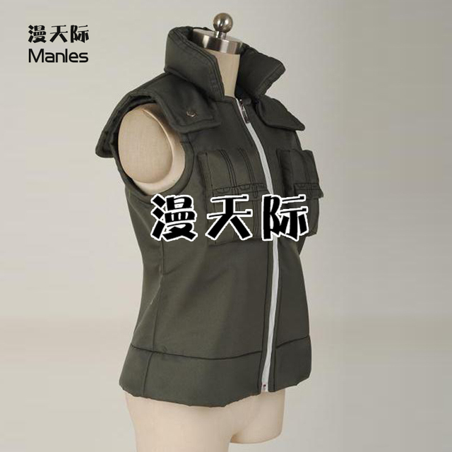 Naruto Cosplay Costume Hatake Kakashi Clothing