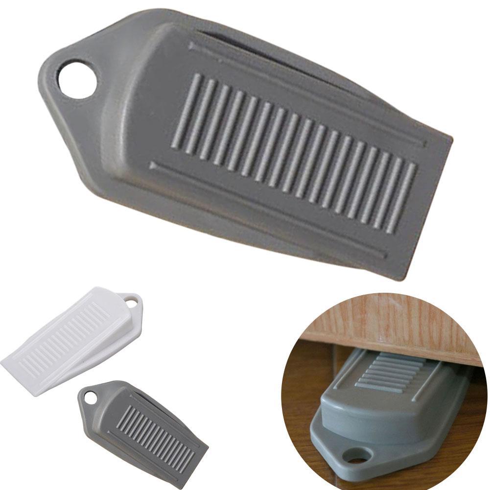 WunderschöNen 120db Mini Wireless Vibration Alarm Tür Stop Alarm Für Home Keil Geformt Stopper Alert Sicherheit System Block Blockieren System Sicherheitsalarm