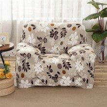 1 ud. Fundas sofá Universal elásticas fundas sofá seccional cubierta de esquina para muebles sillones decoración del hogar