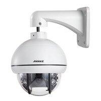 Annke hd 720 pミニ3倍ズームptz irナイトビジョン監視セキュリティカメラip66