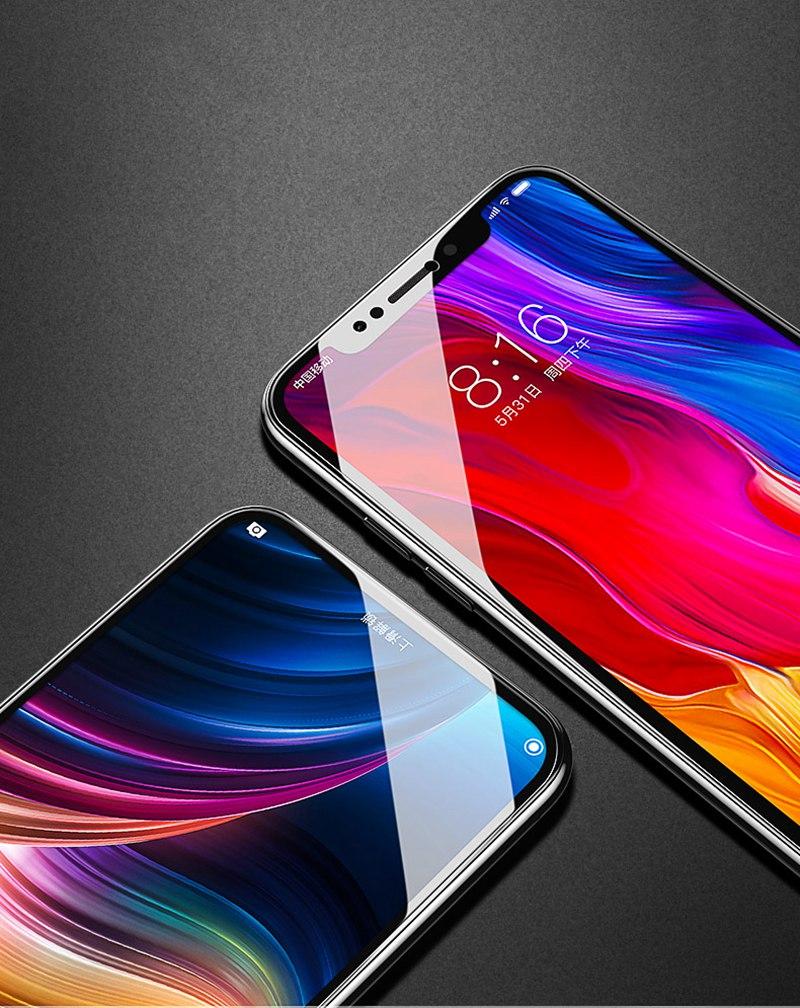 6D en vidrio para Xiaomi 15