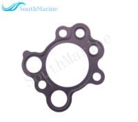 Boat Motor 66M 13329 10 Oil Pump Cover Gasket For Yamaha 4 Stroke F15 F9 9