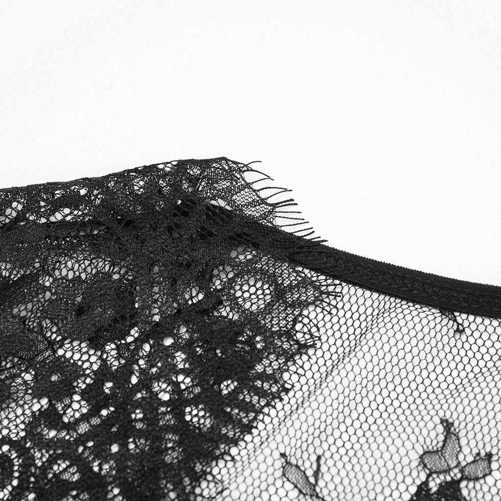Bodysuit Phụ Nữ Sexy Cộng Với Kích Thước Đồ Lót Áo Ngủ Bốn mùa Bodysuits Ren Búp Bê Đồ Lót Catsuit 19Apr. 15 P40