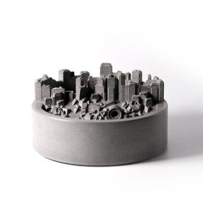 przy HP0037 3D Silicone Molds Flower pot DIY Craft Handmade cement Mould concrete mold desk decoration
