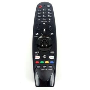 Image 2 - Nowy oryginalny AN MR650A do LG Magic pilot z Voice Mate do wyboru 2017 Smart tv 65uj620y Fernbedienung