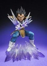 Free Shipping 15CM Anime Dragon Ball Z Super Saiyan Vegeta vitality Dan PVC dragon ball z Action Figures Collection Model Toys
