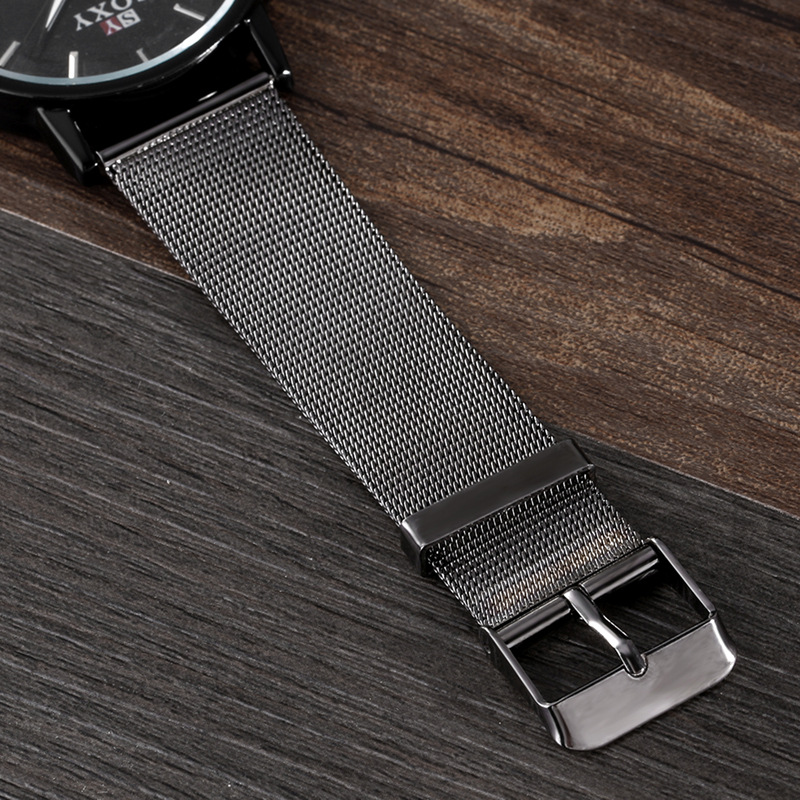 reloj de cuarzo masculino Mujeres Reloj de moda Relojes unisex reloj - Relojes para hombres - foto 4