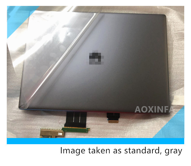 Brand New Original For Huawei Huawei Matebook X Pro Assembly 13.9 Inch Upper Half Touch Screen LCD Screen LPM139M422 13.9 Inch